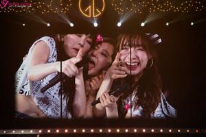 Girls' Generation 3rd 日本 Tour - Taeyeon, Tiffany, and Yuri