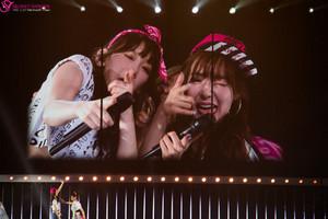 Girls' Generation 3rd 일본 Tour - Taeyeon and Tiffany