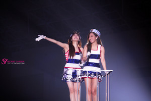 Girls' Generation 3rd 일본 Tour - Tiffany and Yuri