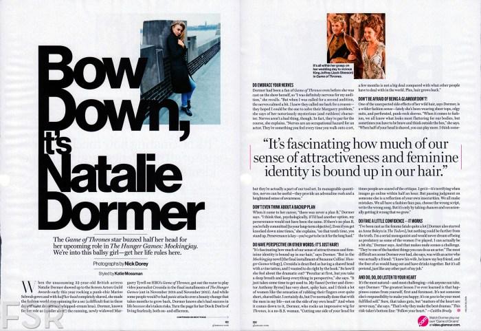 Glamour USA (June, 2014)
