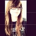 Glasses Emo Chick