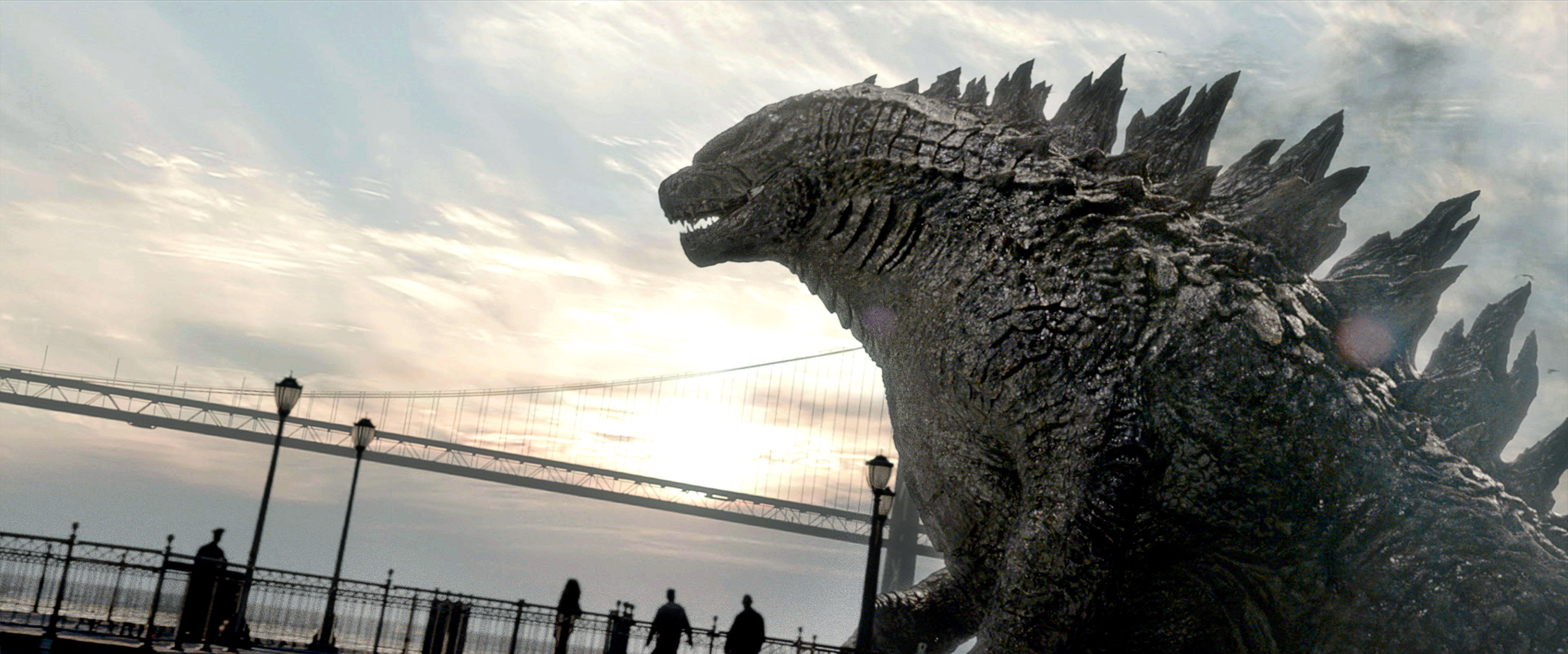 Godzilla (2014) - HD 写真