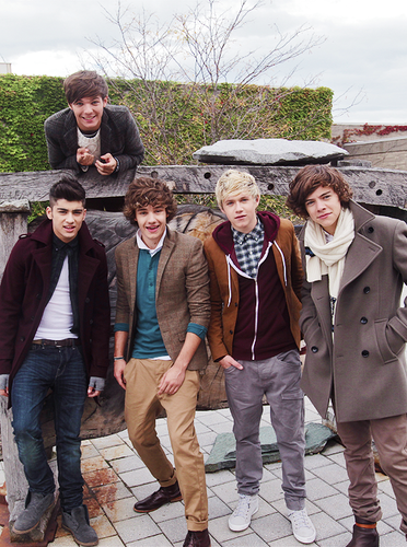 One Direction images Gotta Be You wallpaper and background ...