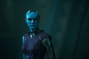 Guardians Of The Galaxy~ Nebula~ New تصاویر