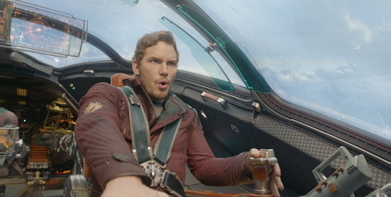 Guardians Of The Galaxy - New Photos