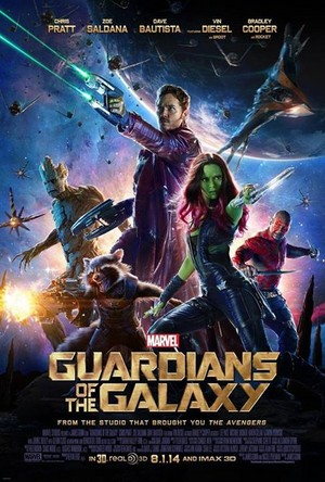Guardians of the Galaxy - NEW Poster