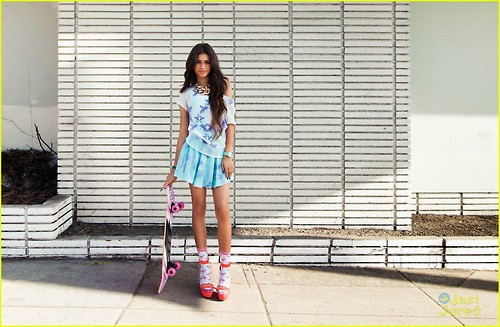 HQ picture of Zendaya for Girls' Life Magazine 2014  June/July issue