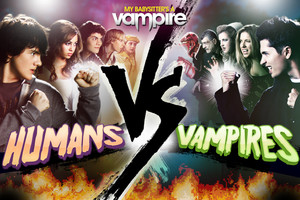 HUMANS VS VAMPIRES GAME