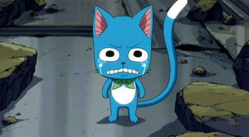 Fairy Tail Обои entitled Happy Fairy Tail
