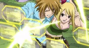 Hibiki and Lucy