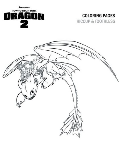How to train your dragon hintergrund possibly containing anime titled hiccup and toothless coloring page