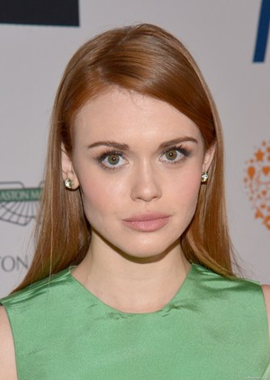 Holland Roden attends the 21st Annual Race To Erase MS Gala