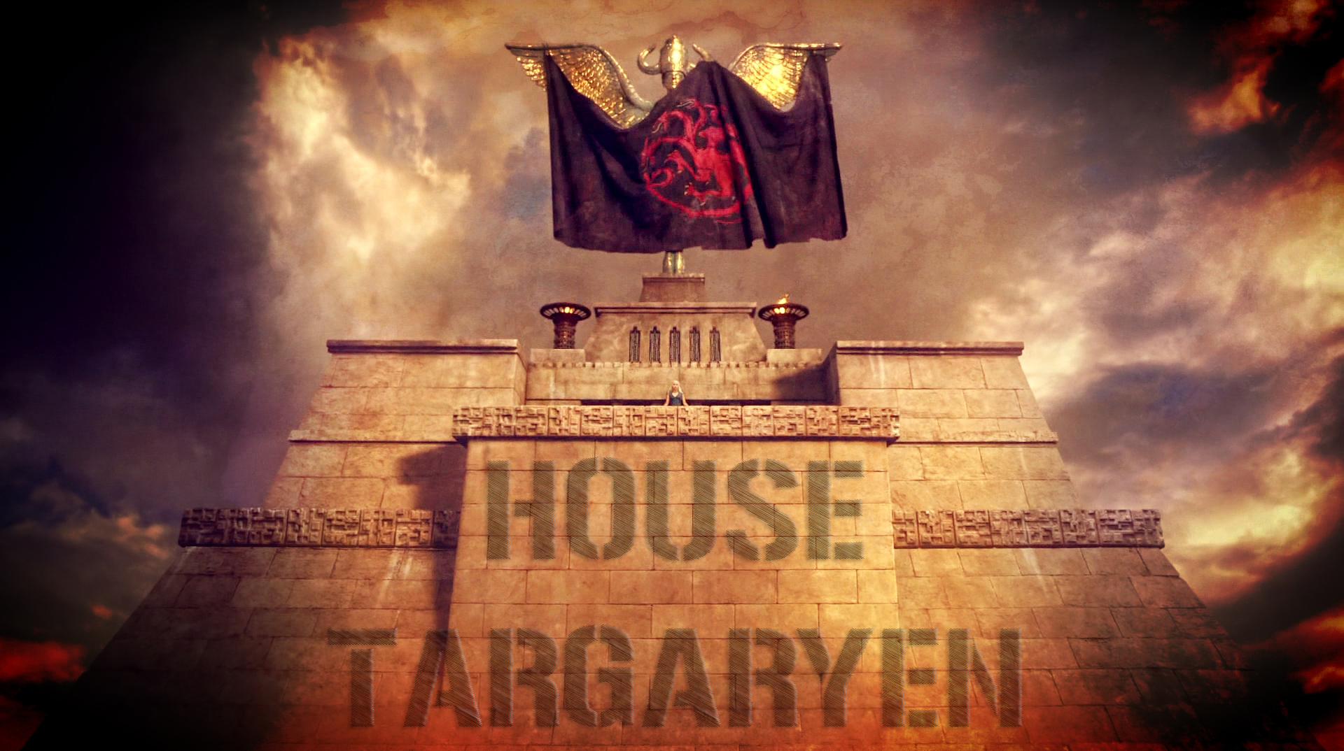 House Targaryen Daenerys Targaryen Wallpaper 37045587