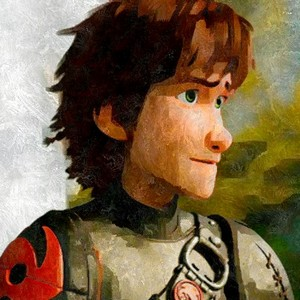 How To Train Your Dragon 2 Painted-Like Screencaps