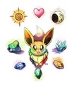 How cute is this I love it  - pokemon photo
