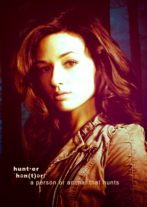 Hunter - allison argent