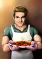 I Cooked Your Favorite - peeta-mellark fan art