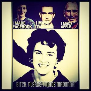 I Made Madonna