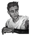I did this one in Photoshop :) - justin-bieber photo