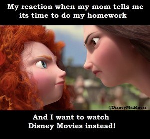 I want to watch Disney Film Instead