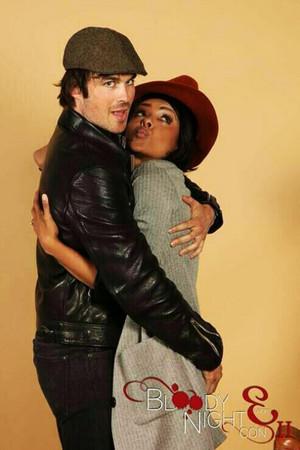 Ian and Kat