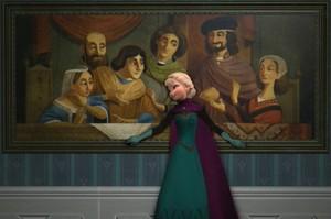 If Elsa was Anna