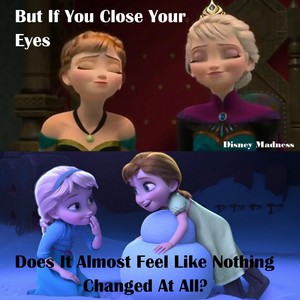 If tu Close your Eyes