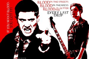 If anda want blood