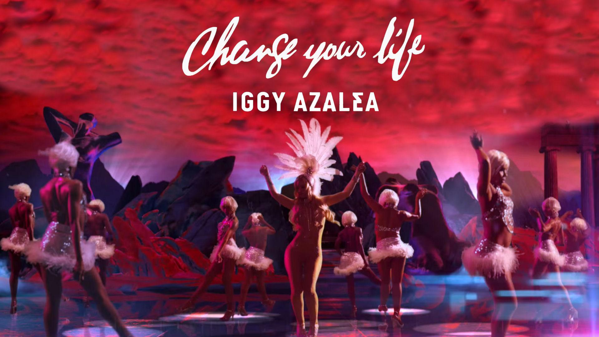 iggy azalea change your life makeup - photo #27