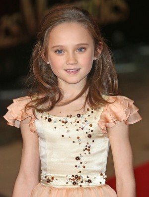 Isabelle Allen - Les Miserables UK Premiere