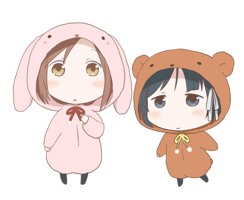 Anime Chibi Friends Base Related Keywords  Anime Chibi