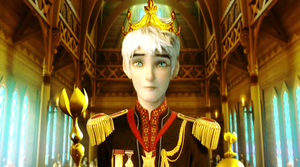 Jack Frost, the King of Arendelle