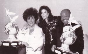Jackson Family Honors Awards Ceremony