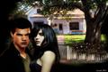 Jacob  - twilight-couples wallpaper