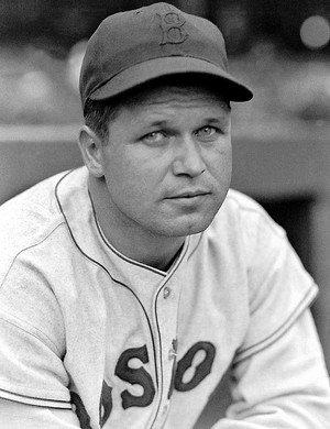 "James Emory ""Jimmie"" Foxx (October 22, 1907 – July 21, 1967"