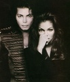 Janet And Older Brother, Michael - janet-jackson photo