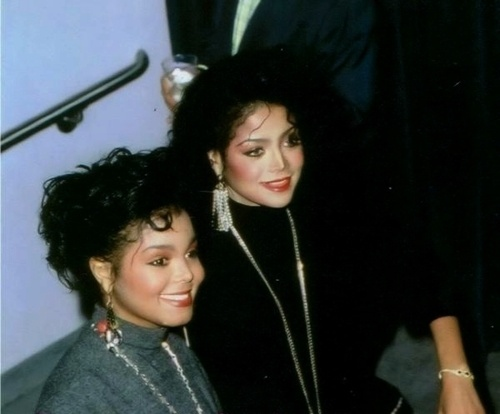 latoya and janet jackson - photo #3