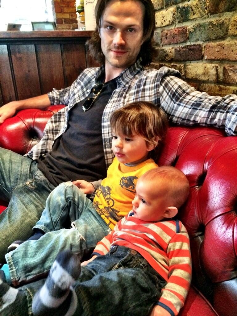 Jared,Thomas and Austin - Jared Padalecki Photo (37082968 ...