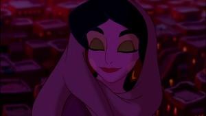 Jasmine's dark look