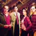 Jason Gideon, Hotch, Elle, and Reid