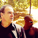 Jason Gideon and Morgan