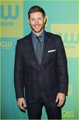 Jensen Ackles at the CW Network's 2014 Upfront Presentation - jensen-ackles photo