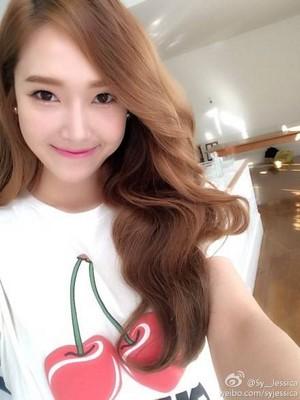 Jessica's selca 140513
