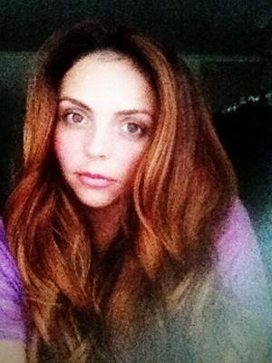 Jesy with no makeup ❤