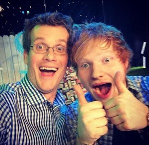 John Green and Ed