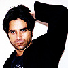 John Stamos photo containing a well dressed person, a business suit, and a portrait called John Stamos