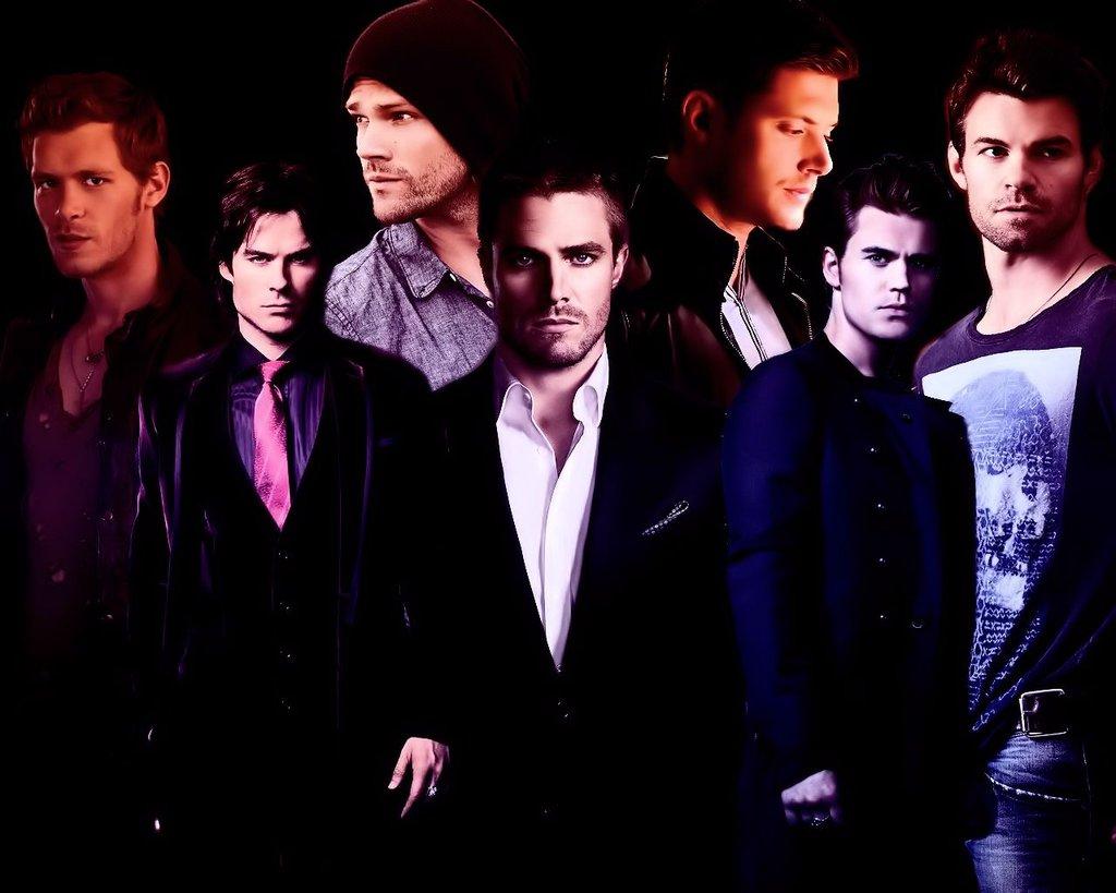 Joseph, Ian, Jared, Stephen, Jensen, Paul and Daniel