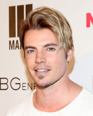 Josh Henderson at Nylon   BCBGeneration May Young Hollywood Party
