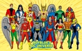 Justice League of America (1970s / 1980s) - dc-comics fan art