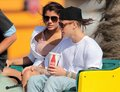 Justin Bieber  Yovanna Ventura venice beach 2014 - justin-bieber photo